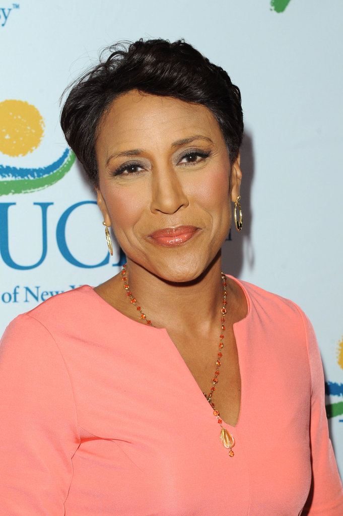 """Good Morning America cohost Robin Roberts announced in 2012 that she was fighting a rare blood disorder, after beating breast cancer five years earlier:  """"Today, I want to let you know that I've been diagnosed with MDS or myelodysplastic syndrome. It's a disease of the blood and bone marrow and was once known as preleukemia. My doctors tell me I'm going to beat this — and I know it's true."""""""