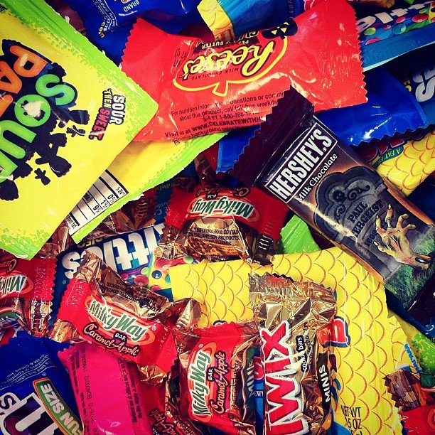 Candy, Candy, and More Candy!