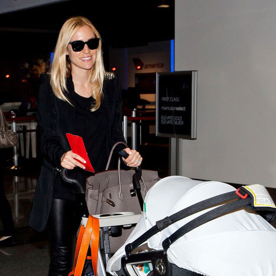 Kristin Cavallari Traveling With Baby Camden   Pictures