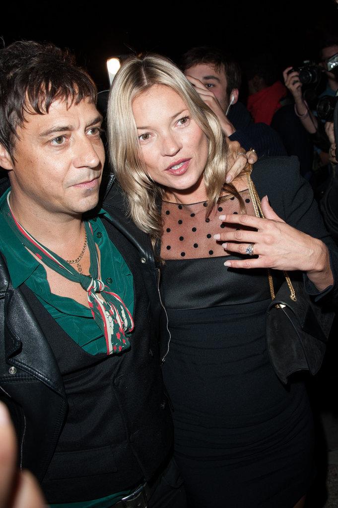 All the Stars at Paris Fashion Week