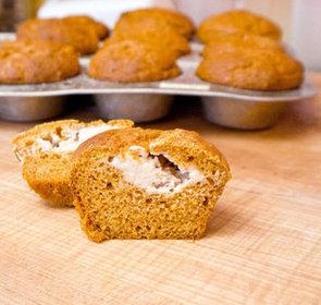 Kid-Friendly Pumpkin Muffins