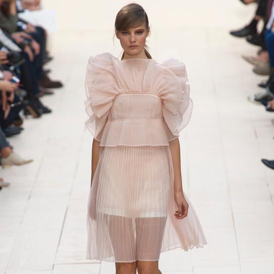 Ruffles Trend at Paris Fashion Week Spring 2013 (Video)