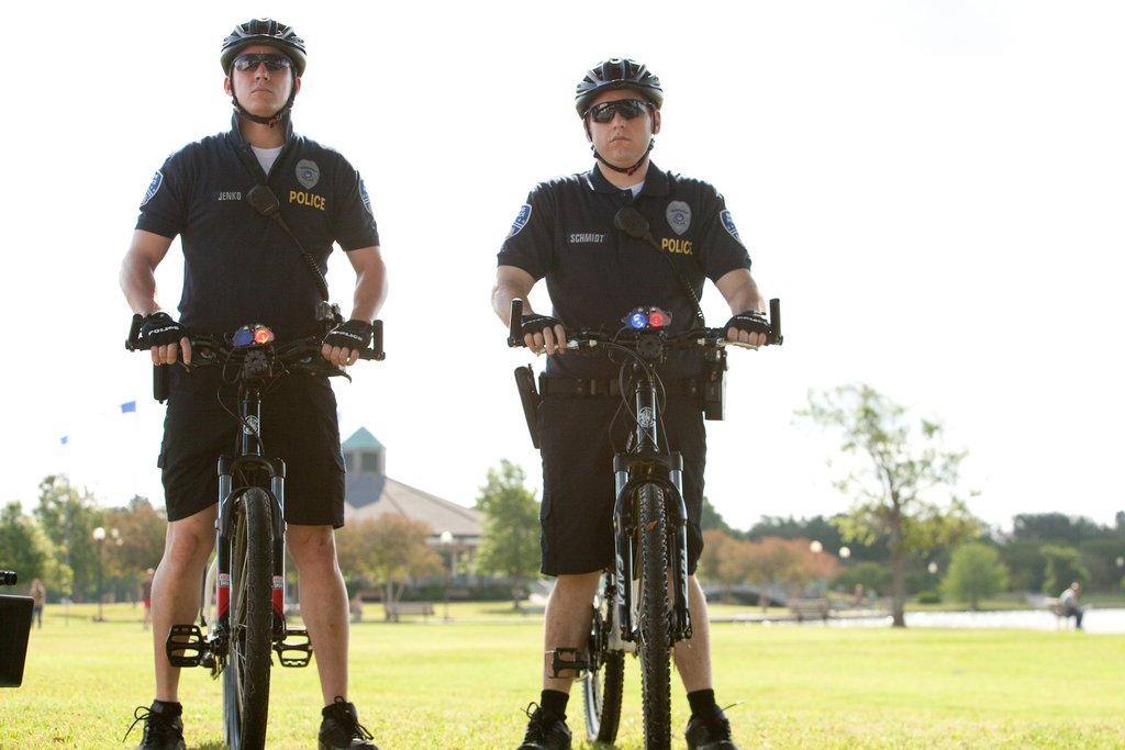 Schmidt and Jenko From 21 Jump Street