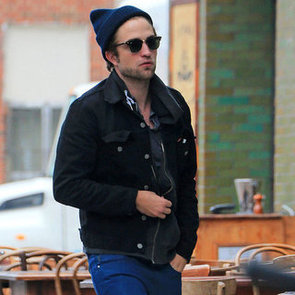 Robert Pattinson in NYC With Tom Sturridge | Pictures