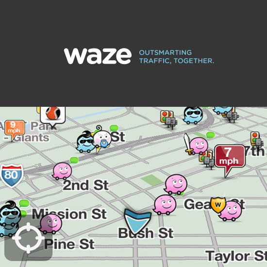 Waze Map Alternative For iPhone
