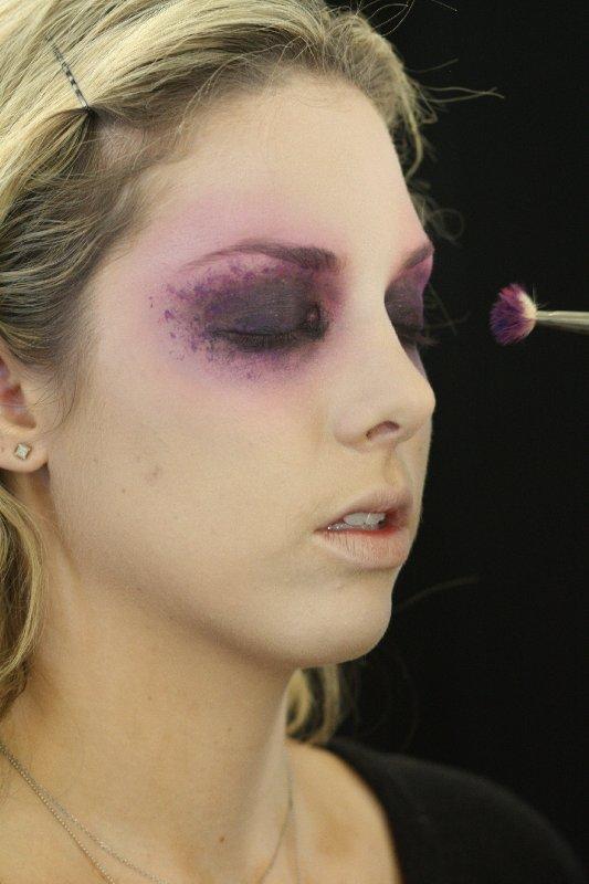 Place Purple Freckles