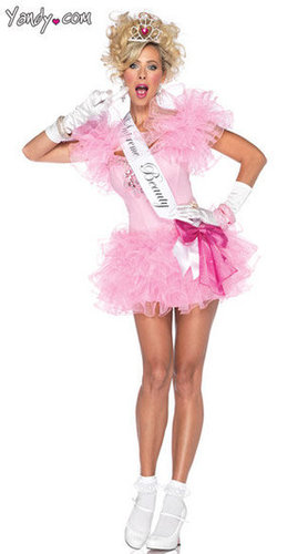 Little Miss Supreme Beauty Pageant Costume ($65)