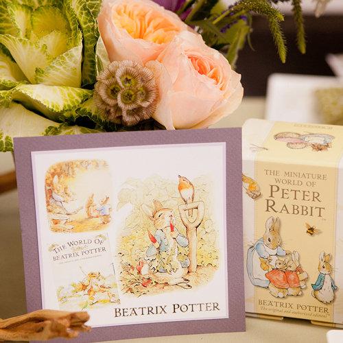 Children's Book Baby Shower Ideas