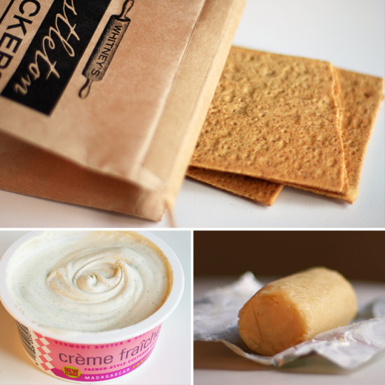 Taste Test: Holiday Bites From Vermont Creamery and Whitney's Castleton Crackers