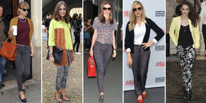 Prints Charming: See How Celebs Style Statement-Making Pants