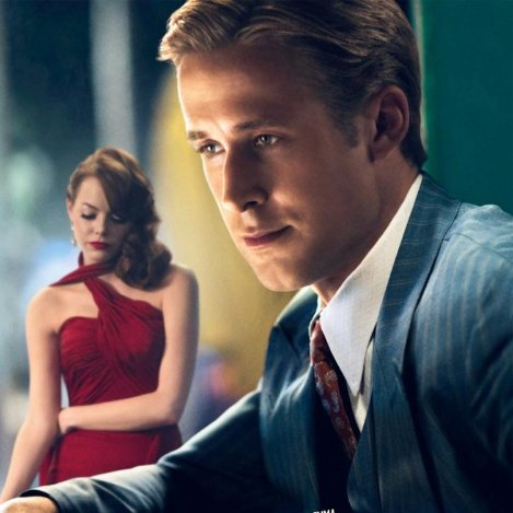 Gangster Squad Retro Movie Posters
