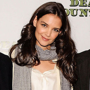 Katie Holmes Celebrates Upcoming Broadway Play, Dead Accounts, With Judy Greer