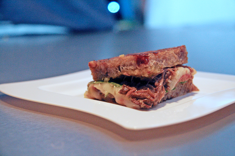 Eric Greenspan's Grilled Cheese