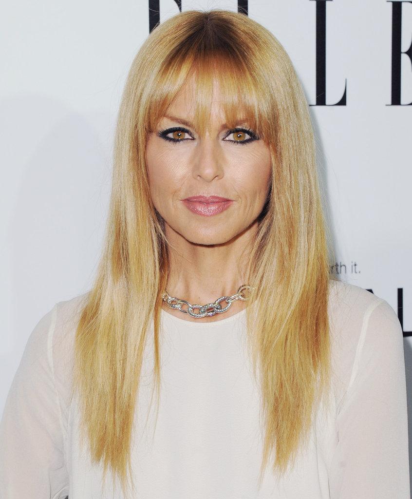 Rachel Zoe attended the Elle Women in Hollywood Awards in LA.