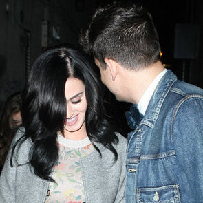 Katy Perry and John Mayer on His Birthday (Video)
