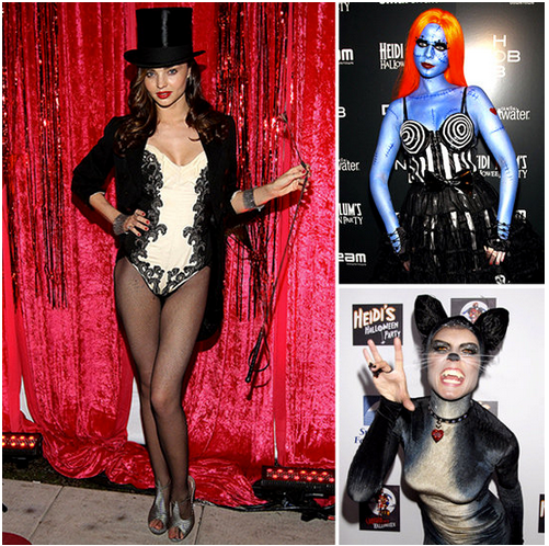 To get you excited for Halloween, we rounded up 64 amazing celebrity Halloween costumes.