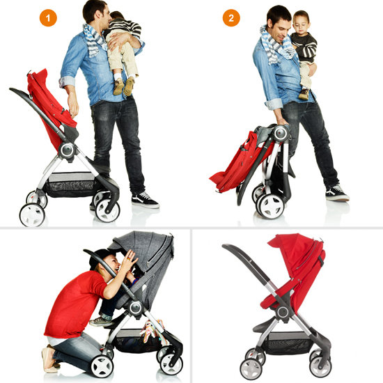 carry strap for stroller how to make