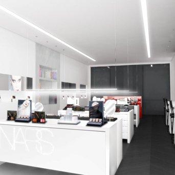 Nars Flagship LA Opening
