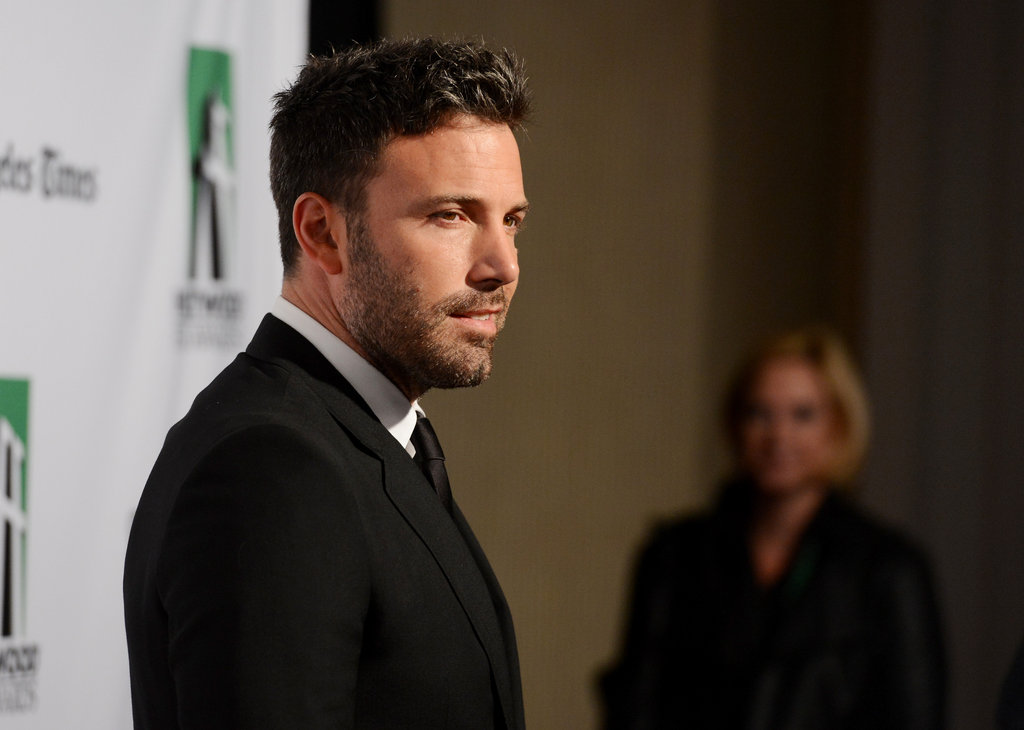 Ben Affleck stepped out in Los Angeles.