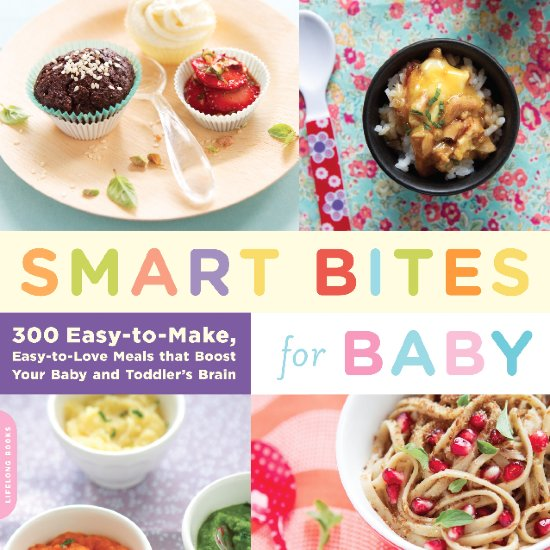 Brain-Boosting Baby Food