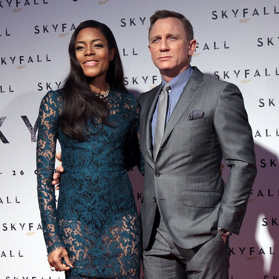 Daniel Craig at Rome Premiere of Skyfall | Pictures