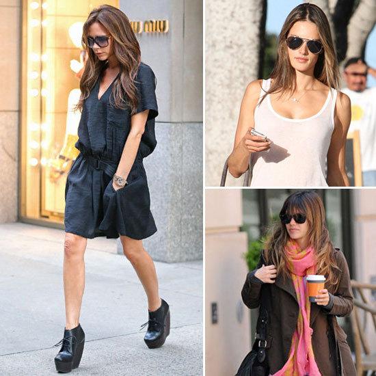 Celebrity Style Recap | Oct. 26, 2012