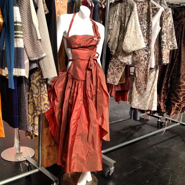 We had a moment gushing over this Vivienne Westwood gown.