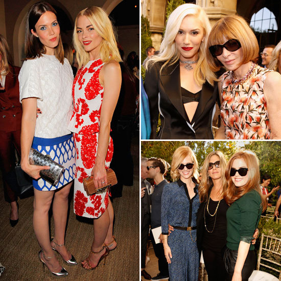 CFDA Vogue Fashion Fund Party | Oct. 2012