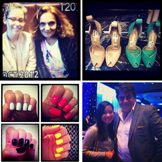 Week In The Life Of Editors: Fashion, Beauty And Celebrities