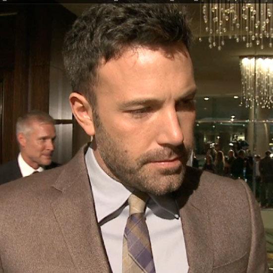Ben Affleck Video Interview on Argo Success