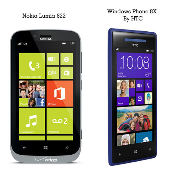 Verizon Windows Phone 8