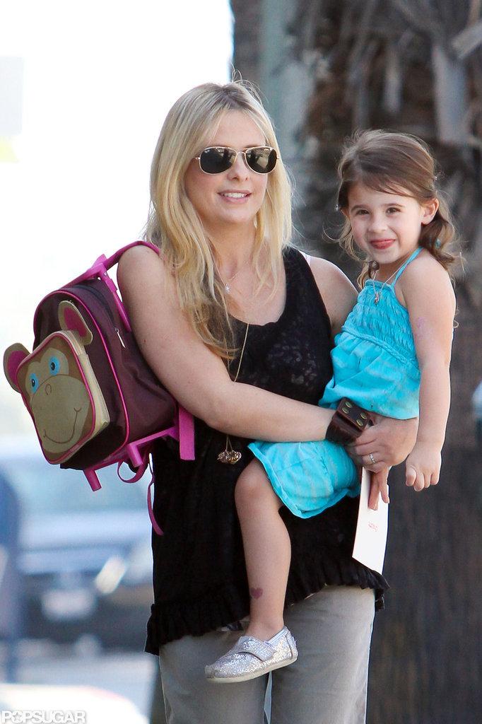 Sarah Michelle Gellar and Charlotte Prinze were all smiles in LA.
