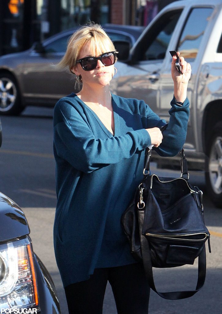 Resse Witherspoon stepped out in LA.