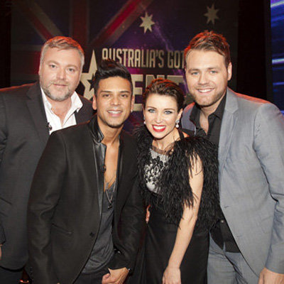 Channel Seven Axes Australia's Got Talent