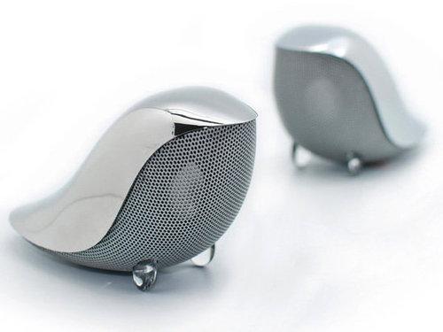Wrenz Birdie Speakers
