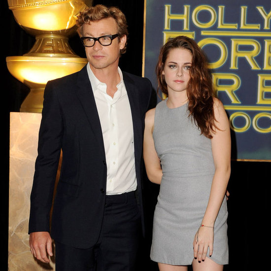 Kristen Stewart at the Hollywood Foreign Press Announcement