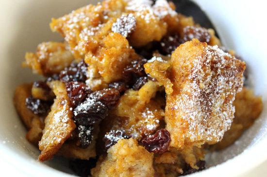 Dairy-Free Pumpkin Bread Pudding Recipe