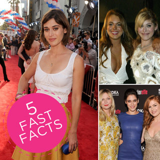 5 Facts About Mean Girls & Bachelorette Actress Lizzy Caplan