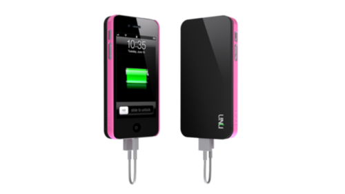So Sleek Battery Life Case and 2x Battery Life iPhone 5