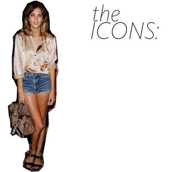 The Icon Kit: Get Alexa Chung's Sexy Cut-Offs Look