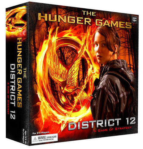 District 12 Strategy Game ($14)