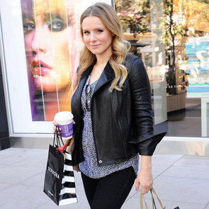 Pregnant Kristen Bell | Pictures