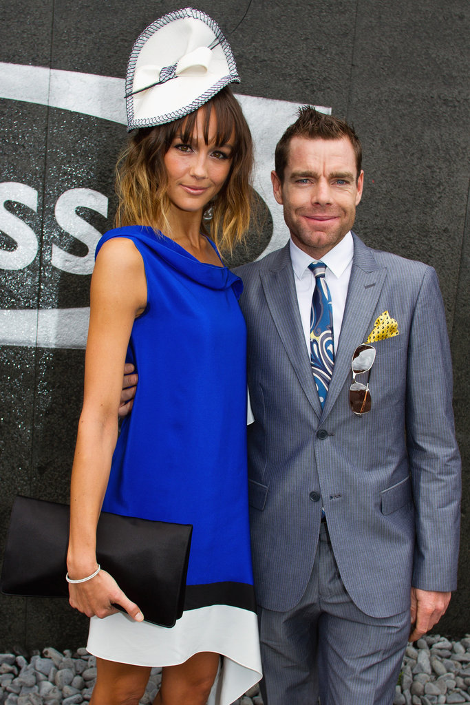 2011: Sharni Vinson and Cadel Evans