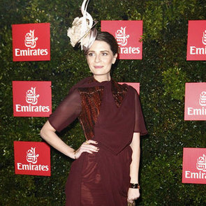 Mischa Barton Pictures at 2012 Melbourne Cup