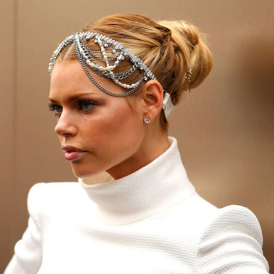Pictures of Sophie Monk at the 2012 Melbourne Cup