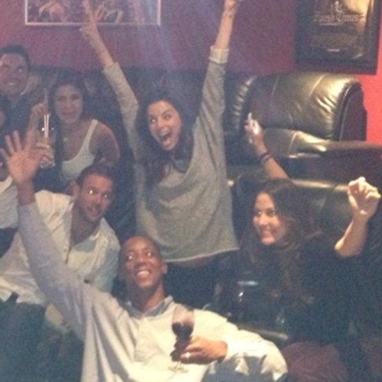 Stars Celebrating Obama's Win | Pictures