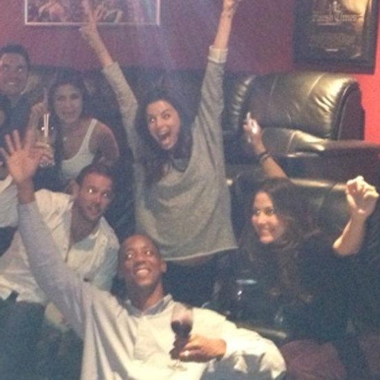 Stars Celebrating Obama's Win | Pictures