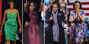 Here's to Michelle Obama — and Her Most Stylish Moments Yet