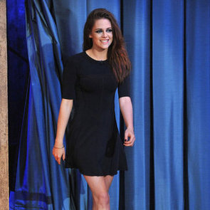 Kristen Stewart Pictures on Late Night With Jimmy Fallon