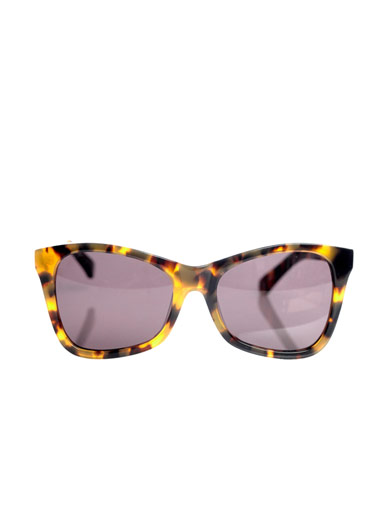 I've had my eye on these Karen Walker shades ($181) for what seems like forever. I think because I've already got too many pairs of sunglasses, they're the piece I couldn't justify getting myself, but they'd make the perfect gift. I imagine they'll make me feel polished and cool, even when I'm throwing them on to cover tired eyes along with my yoga pants for running errands. — Hannah Weil, associate editor